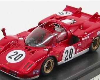 Ferrari 512S Spyder 12h Sebring 1970 #20 Ickx/Schetty works car Madyero by Remember 1:43 KIT