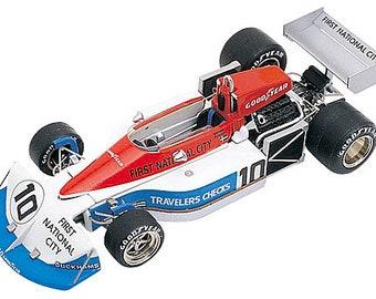 March Ford Cosworth 761 F.1 Italian GP 1976 Ronnie Peterson TAMEO Kits TMK236 1:43