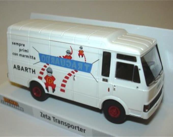 Fiat 65NC Van Ricambi Marmitte Abarth Brekina 34523 1:87 H0