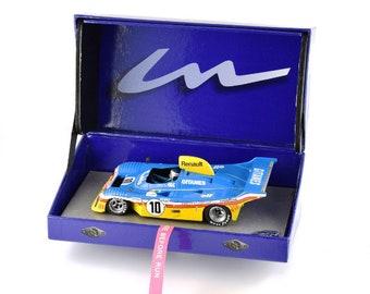 Mirage Renault GR8 Le Mans 1977 #10 Schuppan/Jarier GTS Série Le Mans Miniatures slot car 1:32 1320073/10M
