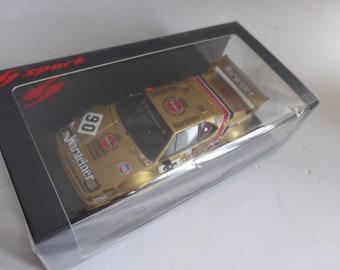 BMW M1 Gr4 Warsteiner Le Mans 1983 #90 Pallavicini/Winther/VonBayern Spark S6407 still sealed 1:43 SHIPPING OFFERED