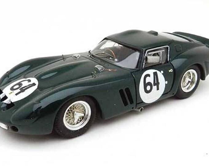 Ferrari 250 GTO 4491GT 1000km Nurburgring 1965 #64 Peter Sutcliffe Remember Models KIT 1:43