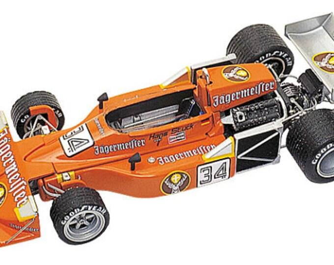 March Ford Cosworth 761 F.1 Jaegermeister German GP 1976 Hans Stuck TAMEO Kits TMK271 1:43