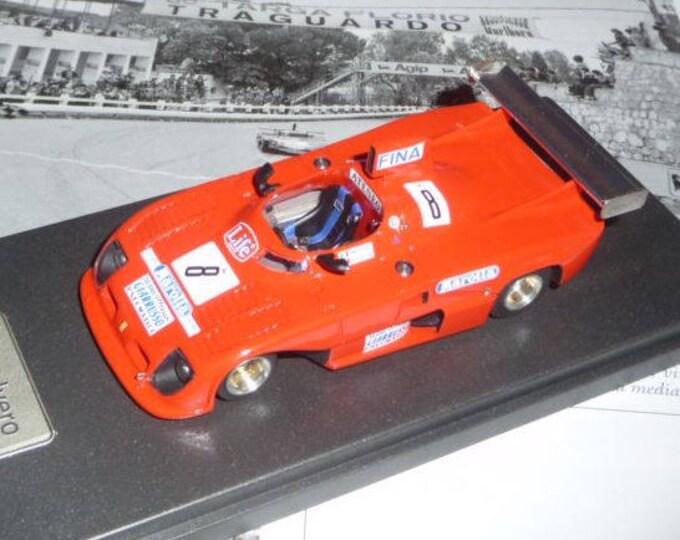 Osella - BMW PA4 Scuderia Ateneo Targa Florio 1977 winner KIT Madyero 1:43