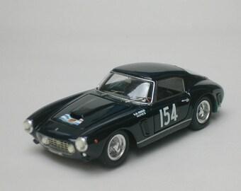 Ferrari 250 GT SWB 2165GT Tour de France Auto 1962 #154 Bourely/Bourely KIT Madyero 1:43