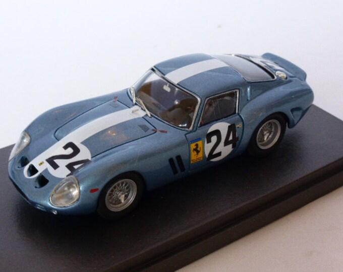 Ferrari 250 GTO 3387GT NART 12h Sebring 1962 #24 Gendebien/Phil Hill Remember Models KIT 1:43