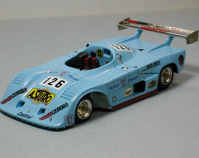 Osella - BMW PA9 Gr.6 Cebora Trento-Bondone 1981 winner Mauro Nesti KIT Madyero 1:43