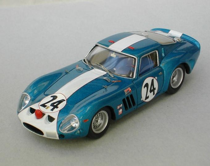 Ferrari 250 GTO 3987GT 12h Sebring 1963 #24 Penske/Pabst Remember Models kit 1:43