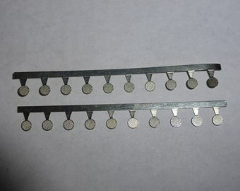 high quality photoetched lights or grilles round mm 3.0 FLFO3 (plain photoetch) for model cars and other models