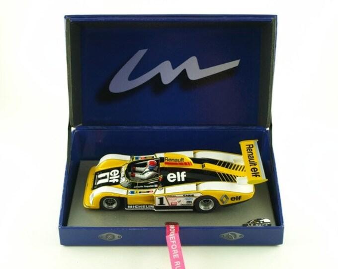 Alpine Renault A443 Le Mans 1978 #1 Jabouille/Depailler GTS Série Le Mans Miniatures slot car 1:32 132008EVO/1M