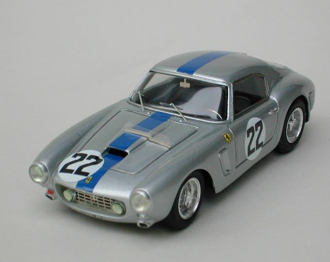"""Ferrari 250 GT SWB 2021GT E.Francorchamps Le Mans 1960 #22 Noblet/""""Eldé"""" KIT Madyero 1:43"""