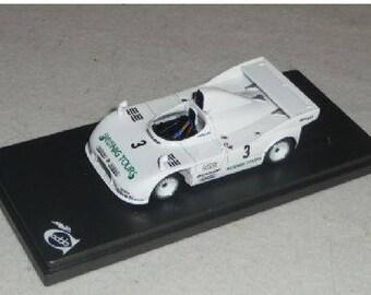 Porsche 908/3 Gr6 Ireland Nurburgring/Mugello 1981 REMEMBER kit 1:43