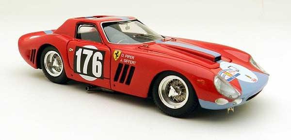Sba Calendrier 2022 Ferrari 250 GTO 4491GT Maranello Conc. Tour Auto 1964 176 | Etsy