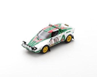 Lancia Stratos Gr4 Alitalia Rally Monte Carlo 1976 #10 Munari/Maiga Spark S9082 still sealed 1:43 SHIPPING OFFERED