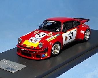 Porsche 934 Turbo Gr4 Gelo Racing Le Mans 1976 #57 Hezemans/Schenken Madyero by Remember 1:43 factory built