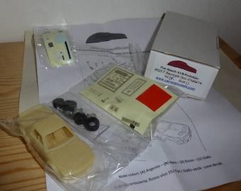Fiat Abarth X1/9 Prototipo Giro d'Italia 1974 Bacchelli #525 Carrara Models kit 1:43
