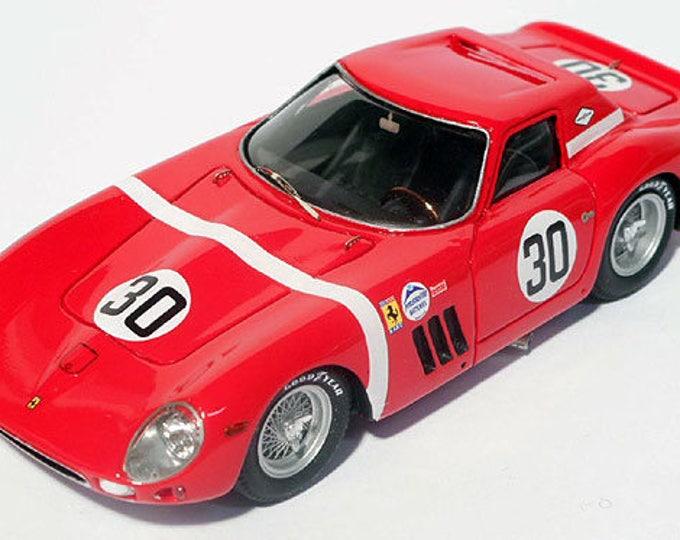Ferrari 250 GTO 64 5571GT 12h Sebring 1964 Piper/Rodriguez/Gammino Remember Models kit 1:43
