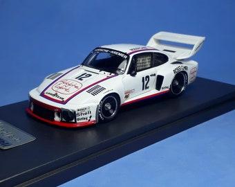 Porsche 935 IMSA Kremer 24h Daytona 1978 #12 Wollek/Pescarolo/Jaunet Madyero by Remember 1:43 factory built