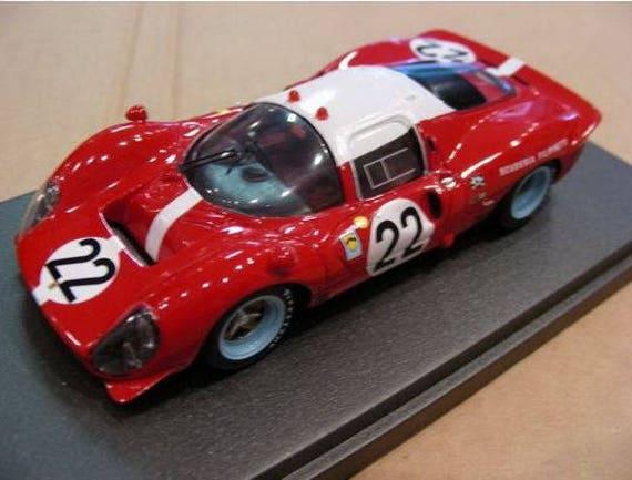 Porta Carte di Credito Ferrari Auto 330 P4 Confezione