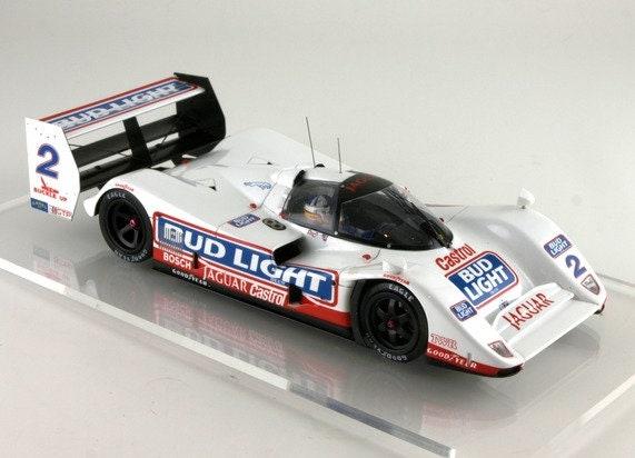 Jaguar XJR14 IMSA-GTP Laguna Seca 1992 #2 Scott Jones GTS Série Le Mans Miniatures slot car 1:32 ...