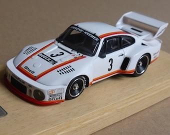 Porsche 935 Gr.5 Kremer 6h Mugello 1977 #3 Wollek/Fitzpatrick Madyero by Remember 1:43 factory built