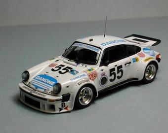 Porsche 934 Gr.4 Danone Le Mans 1977 #55 Fernandez/Baturone/Tarradas Madyero 1:43