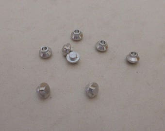 Pack of 8 high quality machined wheelnuts for modern GT and SportCars wheels 1:18 18NU1