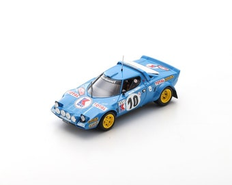 Lancia Stratos Gr4 Rally Monte Carlo 1978 #10 Mouton/Conconi Spark S9092 still sealed 1:43 SHIPPING OFFERED