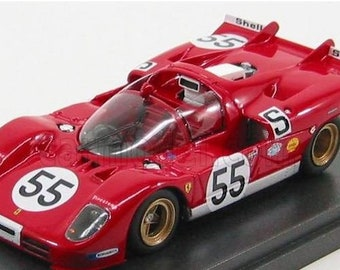 Ferrari 512S Spyder 1000km Nurburgring 1970 #55 Surtees/Vaccarella works car Madyero by Remember 1:43 KIT