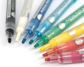 Daler Rowney Acrylic paint markers