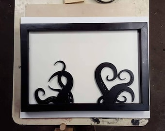 """Cthulhu """"From The Depths"""" Wall Art"""