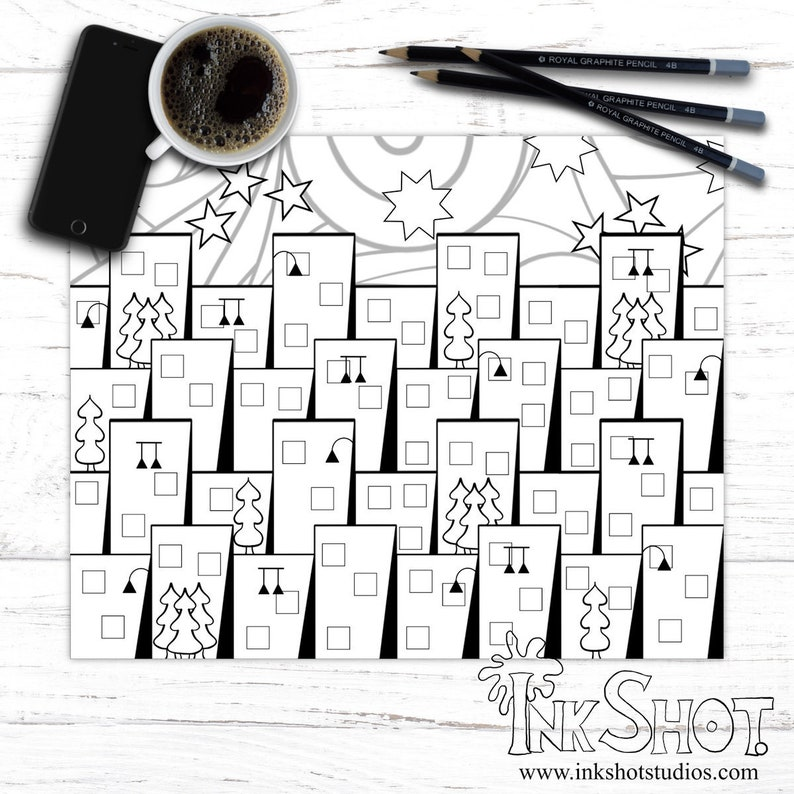 Rounds Mandala Coloring Pages For Beginner | 794x794