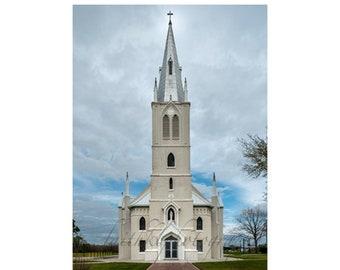 Texas catholic | Etsy