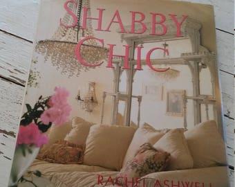 Vintage Hardback Shabby Chic Book