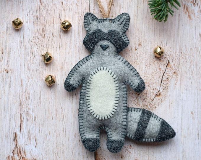 Rustle the Raccoon
