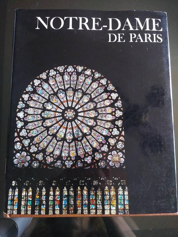 Notre Dam De Paris Coffee Table Book