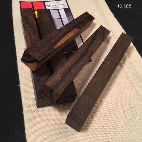 Cocobolo Wood Billet Of Wood For Woodworking Hobbies Etsy
