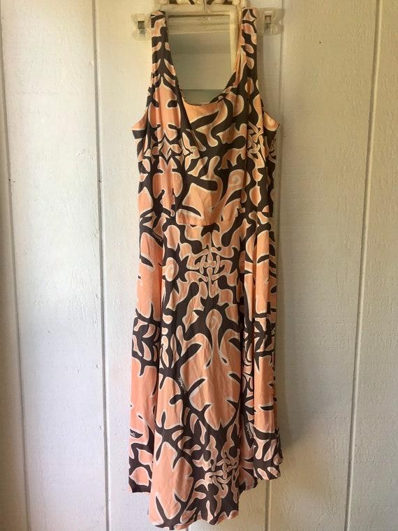 Manuhealii sun dress