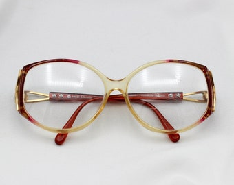 4dbf5c2d4ed8 Vintage Christian Dior Optical Frame Glasses