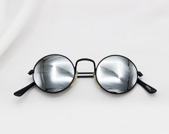 ffa75c76243 Vintage Round Lennon Sunglasses