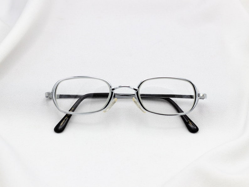 a23f7f1fcd Nerdy Square Glasses Small 90 s Clear Lens Eyewear Non
