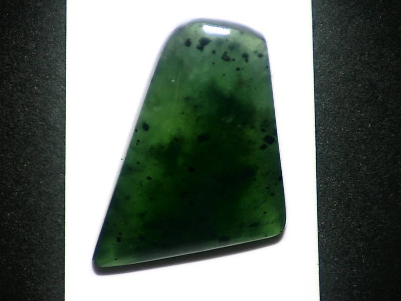 Maryland Gemstone State Line Pits Pennsylvania Loose Williamsite Stone Williamsite Cabochon Handmade Gemstone Cab Green Williamsite
