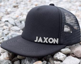 c6fb3108 Personalized Kids Trucker Hat | Custom Name Trucker Hat | Toddler Trucker  Hat | Kids Trucker Hat | Baby Trucker Hat | Kids Sun hat Snapback