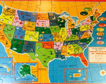 World map puzzle   Etsy