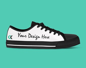 Custom Shoes - Women s Customized Canvas Sneakers fdb9df25ce4f