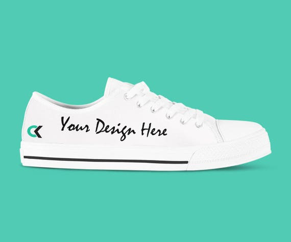 Custom Shoes Women s Customized Canvas Sneakers Design  3edac3d3c9