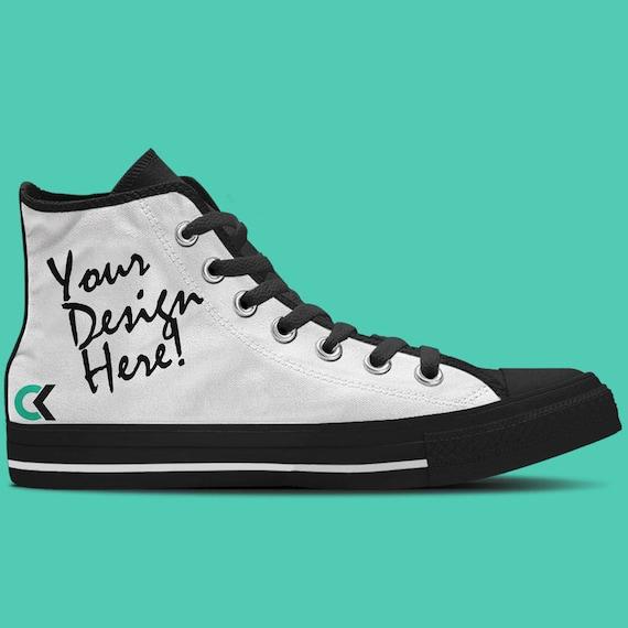 07d0d056950e Custom Shoes Men s Customized High Top Sneakers Design