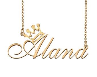 Custom Name Necklace Personalize Aaliyah Abigail Ada Addison Adeline Adriana Alaina Alana Alessandra Alexa Alexandra Alexandria Alexis