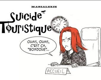"""Full album: """"Suicide tourist"""" one-shot"""