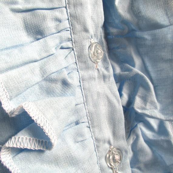 Lolita ruffle blouse - image 9
